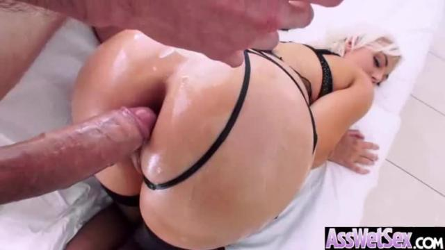 Anal sex tape with big oiled wet butt girl (jenna ivory) movie-10